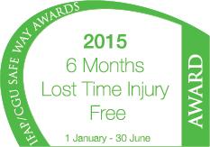 IFAP/CGU Reduction in LTI Rate Award 2015